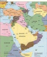 Trung Đông : vùng Dầu Sôi LửaBỏng