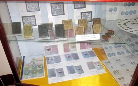 Bộ sưu tập ấn thời Tây Sơn-Bảo tàng Quang Trung (Bình Định)