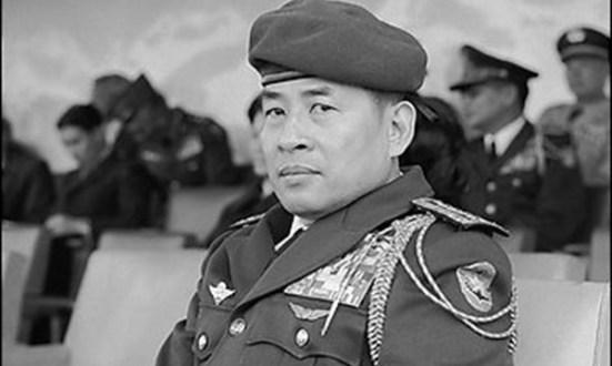 Ông Cao Văn Viên - vị đại tướng tổng tham mưu nhiều lần xin từ chức nhưng không được tổng thống Thiệu chấp thuận