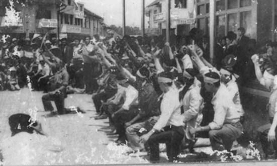 Đoàn thanh niên Đà Lạt tuyên thệ quyết tử năm 1966