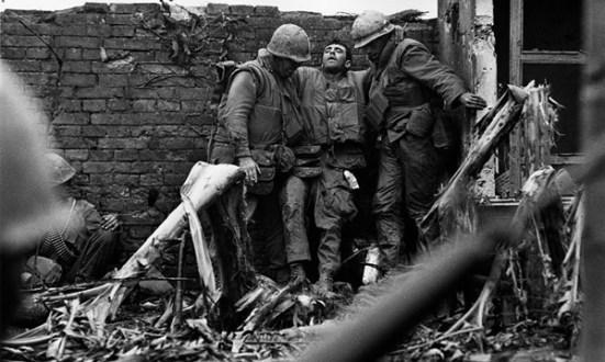 Lính Mỹ tại mặt trận cố đô Huế 1968
