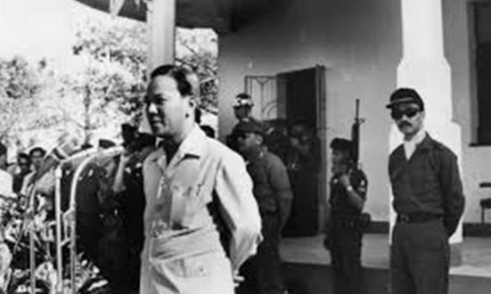 Nguyên tổng thống VNCH Nguyễn Văn Thiệu
