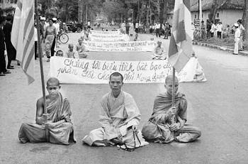 Cuộc đấu tranh bất bạo động của tăng ni, phật tử năm 1966 tại Thừa Thiên - Huế