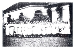 Học Sinh Y Sĩ 1910