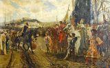 Lịch sử quá trình Reconquista (tái chinh phục) bán đảoIberia