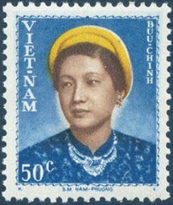 Nam Phương: Tem Việt Nam Cộng Hòa Từ 1950 Đến 1954