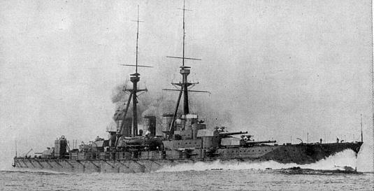 Chiếc Kongo khi nó ở độ tuổi 20 thì được chuyển đổi để thành một thiết giáp hạm cao tốc