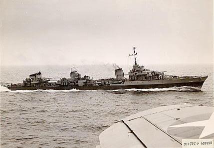 Tầu khu trục của Pháp -chiếc Lê Fantasque, tàu khu trục lớp nhanh nhất từng được chế tạo.