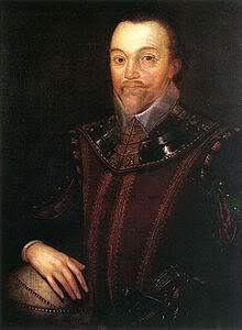 Ảnh chân dung của Francis Drake