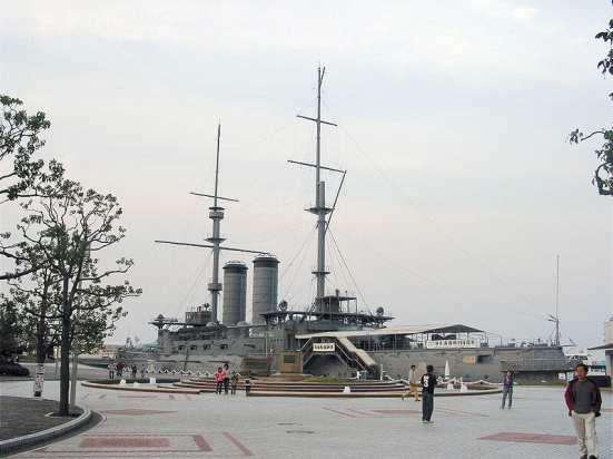Chiếc Mikasa ngày hôm nay là chiếc Thiết giáp hạm thời tiền Dreadnought duy nhất còn lại ở bảo tàng
