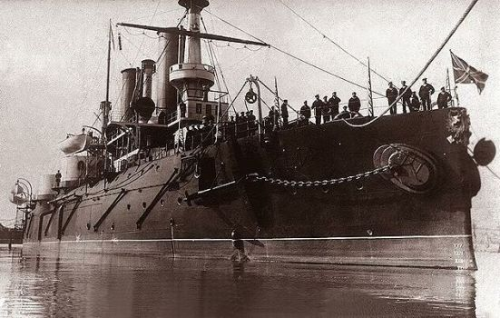 Battleship_Petropavlosk