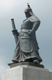 Tượng đài đô đốc Lý Thuấn Thần tại Hàn Quốc