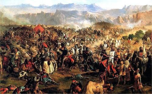 Một trận chiến trong thời kỳ Reconquista