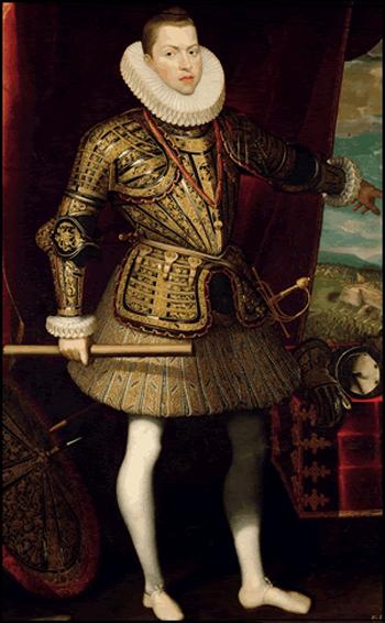Vua Philip III của Tây Ban Nha, người đã ra lệnh trục xuất.