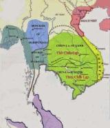 Saigon-Chợ Lớn và Nam bộ: Từ tiền sử đến Phù Nam, đế quốc Khmer và vương quốcChampa