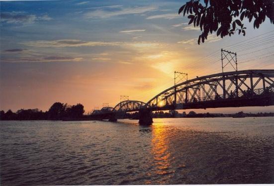 Một gốc sông Đồng Nai nhìn từ Cù Lao Phố, nơi một thời từng được mệnh danh là Nông Nại Đại Phố
