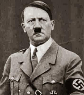 Adolf Hitler (1889 - 1945)