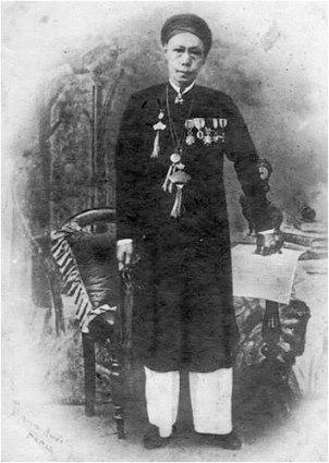 Trương Vĩnh Ký (1837-1898). Ảnh khucquanhanh.vn