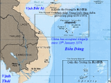 Diễn trình lịch sử cuộc tranh chấp chủ quyền ở BiểnĐông