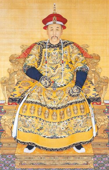 Hoàng đế Ung Chính (1678 – 1735)