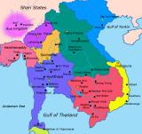 Quan hệ của Chân Lạp và Xiêm (Siam) thế kỷVII-XVI