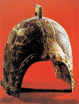 Mũ sắt thời chiến quốc