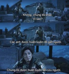Nhân vật do Thành Long thủ diễn trong phim Dragon Blade (2015)