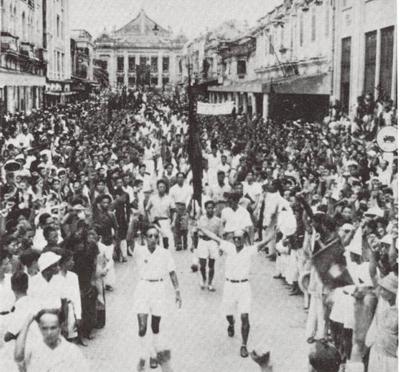 Cuộc Tổng khởi nghĩa cướp chính quyền tại Hà Nội ngày 19 – 8 -1945