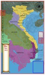 Tìm hiểu quá trình mở rộng lãnh thổ của người Việt xuống phía Nam (bài1)