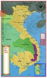 Tìm hiểu quá trình mở rộng lãnh thổ của người Việt xuống phía Nam (bài2)