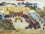 Tiến trình Nhà Thanh công nhận triều đại Quang Trung (bài1)