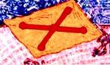 Lá Quốc Kỳ đầu tiên của Việt Nam : Ngũ Liên TinhChâu