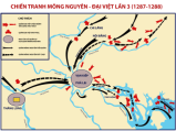 Đính chính vài chi tiết về các trận thuỷ chiến chống quânNguyên