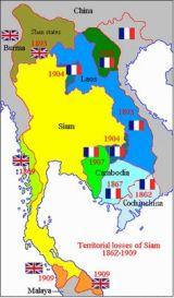 Ứng đối của chính quyền Siam với thực dân Anh dưới thời vua Mongkut(1851-1868)