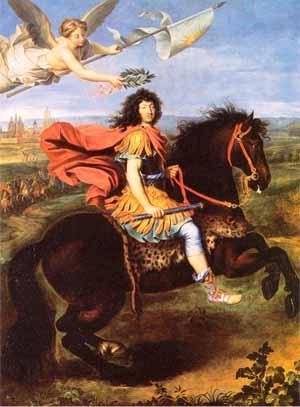 louis14-cheval