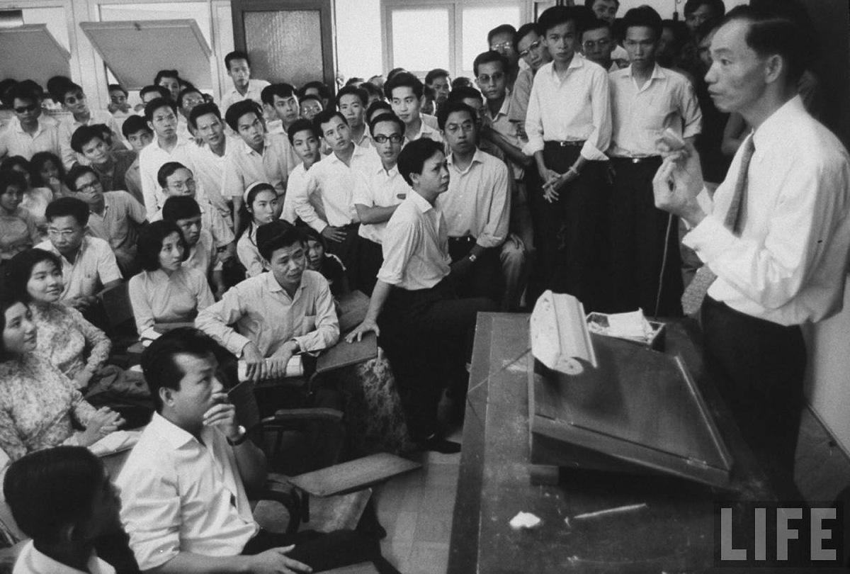 đại Học Miền Nam Trước 1975 Hồi Tưởng Va Nhận định Nghien Cứu Lịch Sử