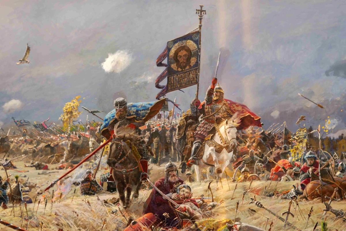 Sơ lược lịch sử nước Nga