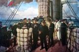Đi xem chiến hạm Nga ở Vịnh Cam Ranh tháng 4 năm1905