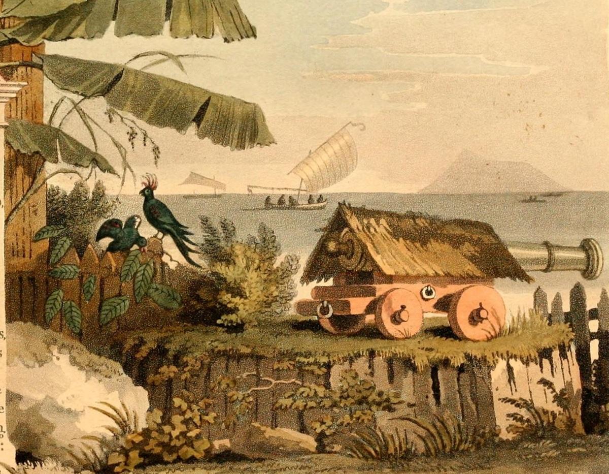 Tình hình xứ Nam Hà cuối thế kỷ 18