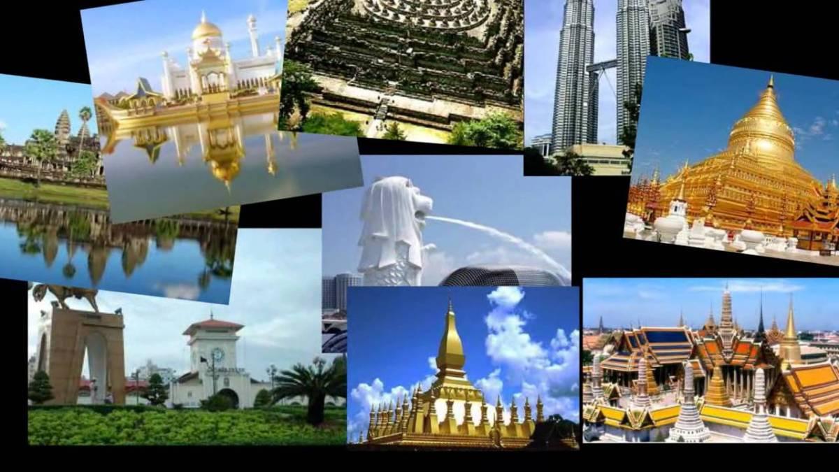 Văn hóa Việt Nam trong không gian văn hóa Đông Nam Á- một góc nhìn địa- văn hóa