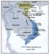 Tình hình Cambodge sau hiệp định Genève1954