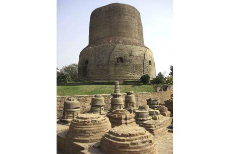 Dhamekh-o-Sarnath