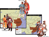 Ngoại tộc dày xéo, cai trị Trung Quốc: KhiếtĐan