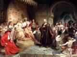 Christopher Columbus (1451-1506) nhà hàng hải Ý khám phá châuMỹ