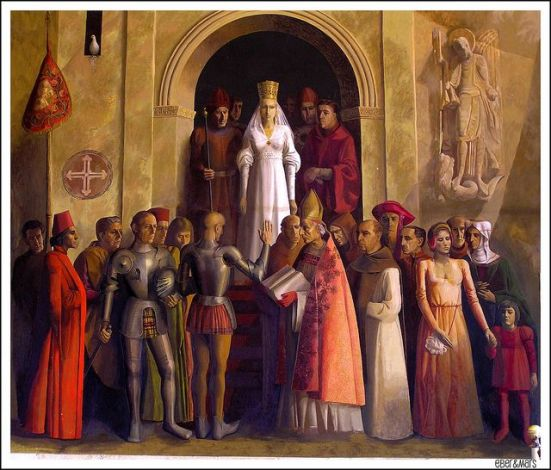 Painting of Isabel's crowning.jpg