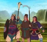 Tản mạn về trang bị mũ, giáp của Đại Việt và các nước ÁĐông