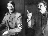 Khi Stalin đối mặt với Hitler- Ai hơnai?