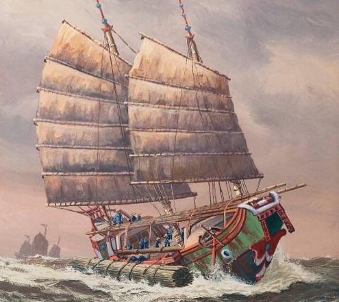 junk-ship-sail-boats