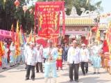 """Hiện tượng """"hóa thạch ngoại biên"""" nhìn từ một vài phong tục của cộng đồng người Hoa ở Thành phố Biên Hòa, ĐồngNai"""