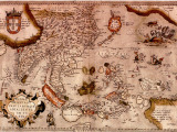 Từ một tấm bản đồ hàng hải cổ- Luận bàn về danh tính của nướcViệt